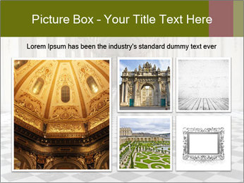 Royal Palace PowerPoint Template - Slide 19