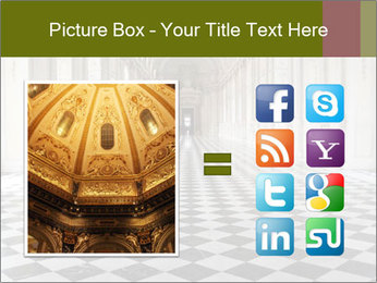 Royal Palace PowerPoint Template - Slide 21