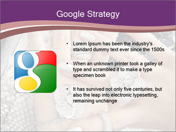 Hands with accessory PowerPoint Template - Slide 10