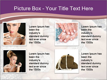 Hands with accessory PowerPoint Template - Slide 14