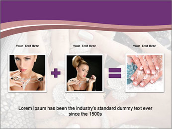 Hands with accessory PowerPoint Template - Slide 22