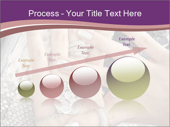 Hands with accessory PowerPoint Template - Slide 87