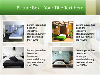 Apartment interior PowerPoint Template - Slide 14