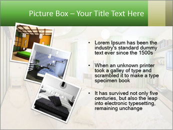Apartment interior PowerPoint Template - Slide 17