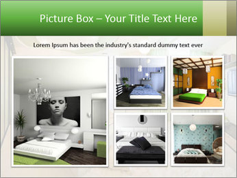 Apartment interior PowerPoint Template - Slide 19