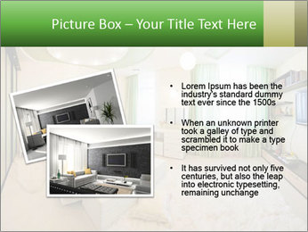 Apartment interior PowerPoint Template - Slide 20