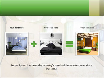 Apartment interior PowerPoint Template - Slide 22