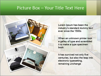Apartment interior PowerPoint Template - Slide 23