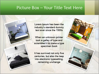 Apartment interior PowerPoint Template - Slide 24