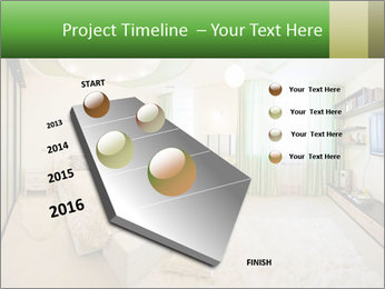 Apartment interior PowerPoint Template - Slide 26