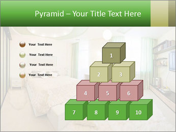 Apartment interior PowerPoint Template - Slide 31