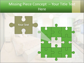 Apartment interior PowerPoint Template - Slide 45