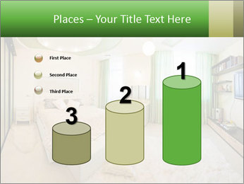 Apartment interior PowerPoint Template - Slide 65
