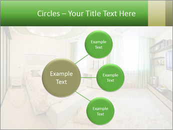 Apartment interior PowerPoint Template - Slide 79