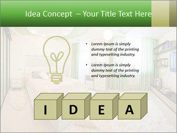 Apartment interior PowerPoint Template - Slide 80