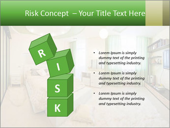 Apartment interior PowerPoint Template - Slide 81