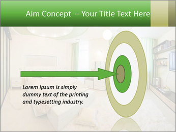 Apartment interior PowerPoint Template - Slide 83