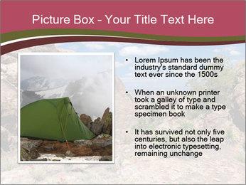 Mountain PowerPoint Template - Slide 13