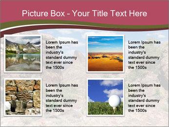 Mountain PowerPoint Template - Slide 14