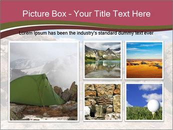 Mountain PowerPoint Template - Slide 19