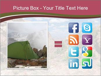 Mountain PowerPoint Template - Slide 21