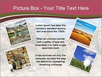 Mountain PowerPoint Template - Slide 24