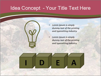 Mountain PowerPoint Template - Slide 80
