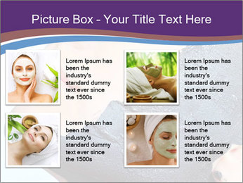 Woman with spa PowerPoint Templates - Slide 14