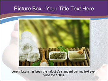 Woman with spa PowerPoint Templates - Slide 16
