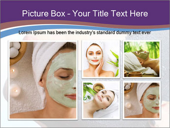 Woman with spa PowerPoint Templates - Slide 19