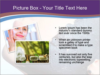 Woman with spa PowerPoint Templates - Slide 20