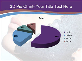 Woman with spa PowerPoint Templates - Slide 35