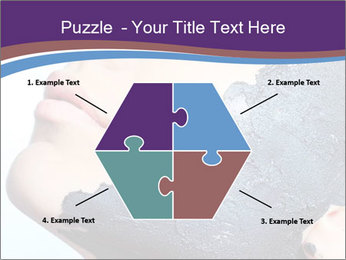 Woman with spa PowerPoint Templates - Slide 40