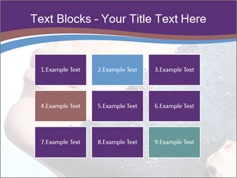 Woman with spa PowerPoint Templates - Slide 68