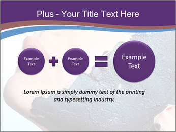 Woman with spa PowerPoint Templates - Slide 75