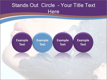 Woman with spa PowerPoint Templates - Slide 76