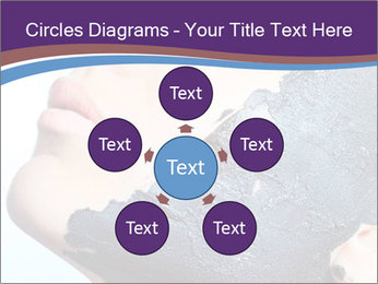 Woman with spa PowerPoint Templates - Slide 78