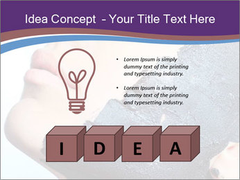 Woman with spa PowerPoint Templates - Slide 80