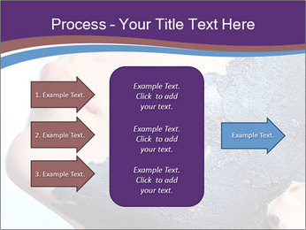 Woman with spa PowerPoint Templates - Slide 85