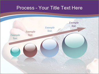 Woman with spa PowerPoint Templates - Slide 87