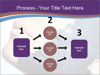 Woman with spa PowerPoint Templates - Slide 92