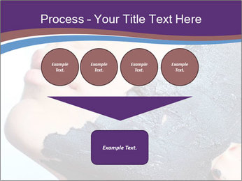 Woman with spa PowerPoint Templates - Slide 93