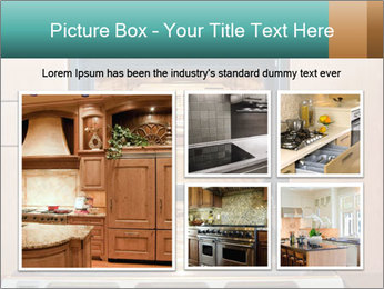 Empty open oven PowerPoint Templates - Slide 19