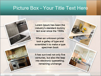Empty open oven PowerPoint Templates - Slide 24
