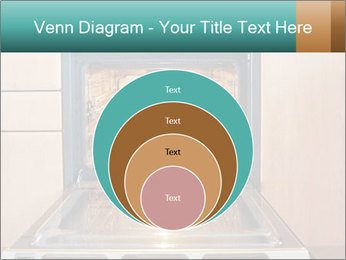 Empty open oven PowerPoint Templates - Slide 34