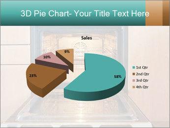 Empty open oven PowerPoint Templates - Slide 35