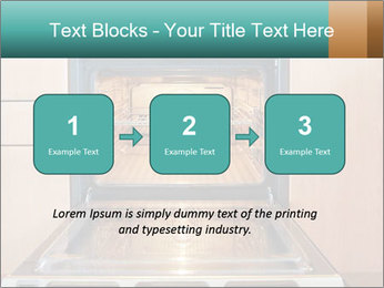 Empty open oven PowerPoint Templates - Slide 71