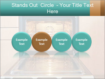 Empty open oven PowerPoint Templates - Slide 76
