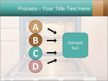Empty open oven PowerPoint Template - Slide 94