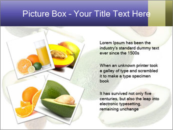 Avocado PowerPoint Templates - Slide 23